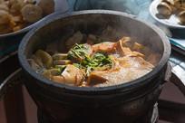 北京延庆豆腐宴火盆锅