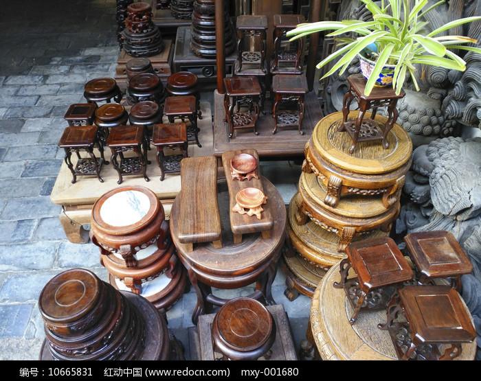 实木小家具图片