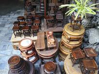 实木小家具