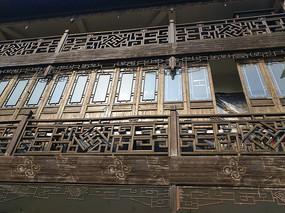乌镇老窗户