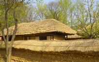 韩国传统民居及庭院