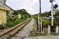 北越地区的铁路