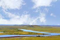 若尔盖九曲黄河第一湾