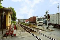 越南的交通设施-铁路