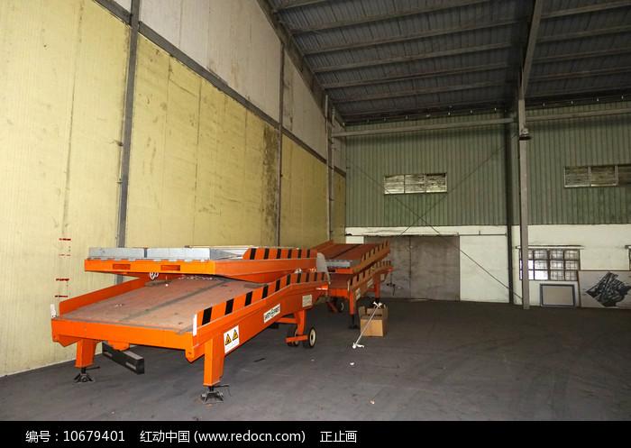 越南大安工业区钢结构厂房图片