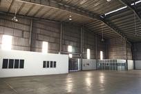 越南招商引资的钢结构标准厂房