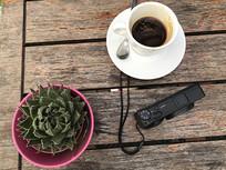 咖啡馆场景