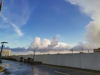 雨后的云彩