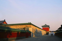 北京天坛-御道