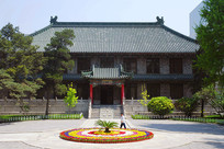 北京豫亲王府旧址上的协和医院