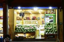 街边水果店