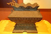 天坛文物-铜簠