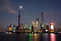 东方明珠夜景