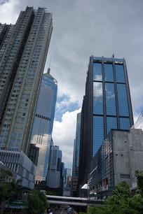港岛超高建筑