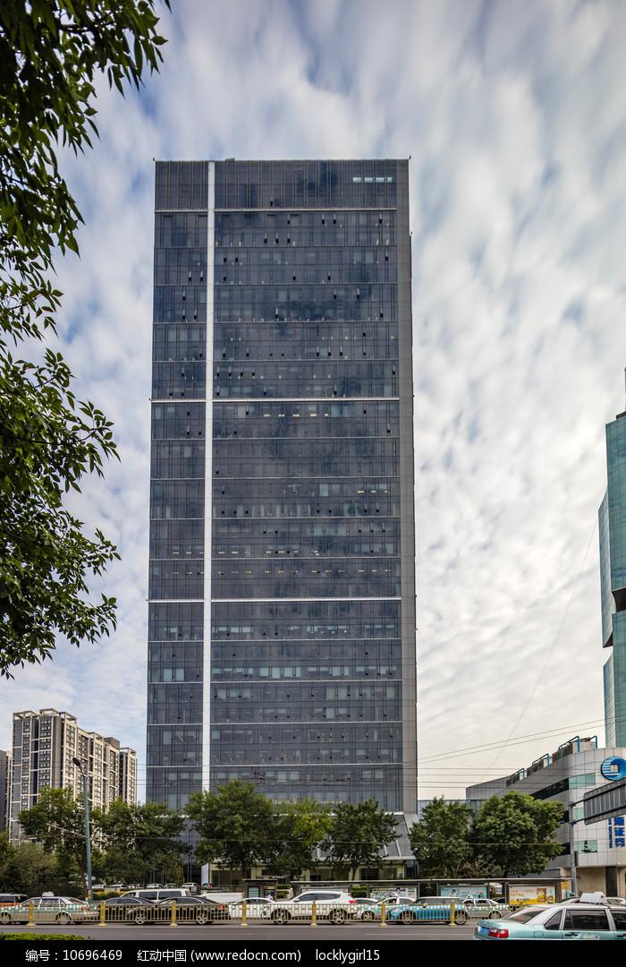 济南城市建筑之大众传媒大厦图片