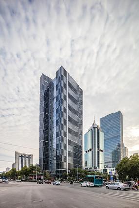 济南大众传媒大厦外景