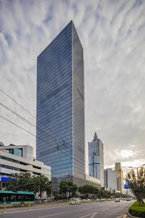 济南市绿城金融中心