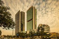 山东新闻大厦和大众传媒大厦