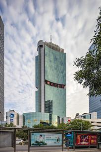 山东新闻大厦外景