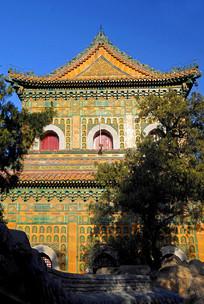 北京颐和园四大部洲-众香界