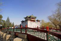 北京颐和园-文昌阁