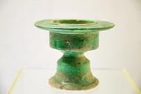 绿釉行炉金代