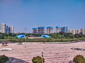 济南西部新城城市建设