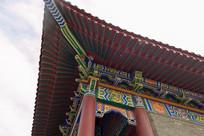 山东滨州无棣县大觉寺古典建筑