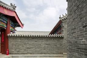 无棣县大觉寺古典建筑