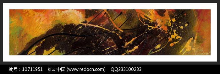 现代抽象画图片