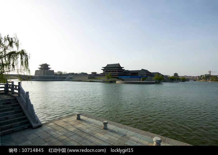滨州无棣县大觉寺风景图片