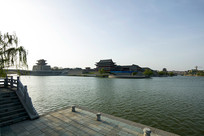 滨州无棣县大觉寺风景