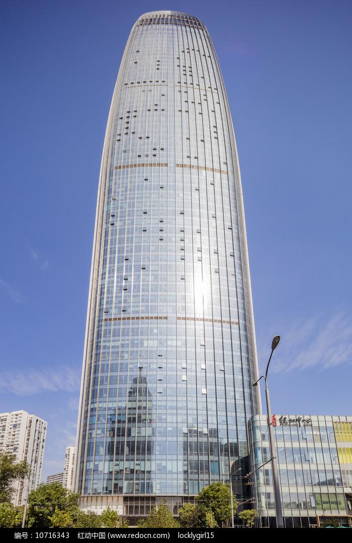 济南绿地中心图片