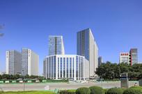 济南城市建筑风光
