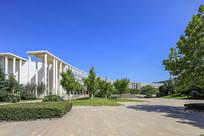 济南市高新区齐鲁软件园风景