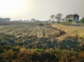 养殖塘清淤