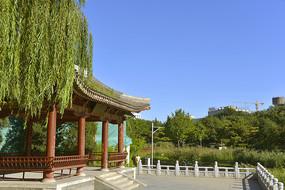 北京元大都土城遗址公园