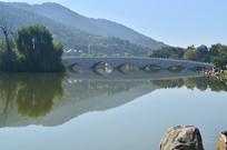 拱桥山水风景