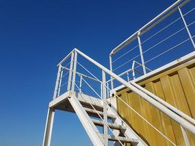 集装箱梯子