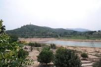 沙堆梅阁水库风景