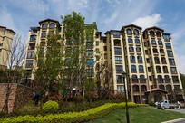 重庆市巫山县摩天岭草坪绿化