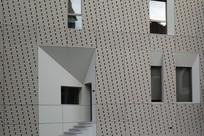 上音剧院外墙设计