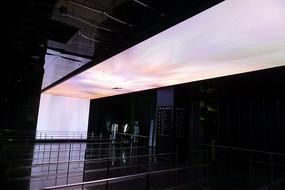 韩国乐天世界大厦LED长廊