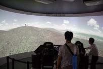 模拟飞行器