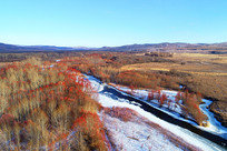 山林冰河红树林