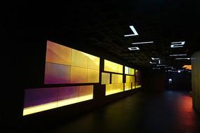首尔乐天世界大厦LED走廊