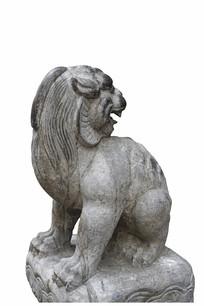 中国古代神话神兽石刻 狻猊