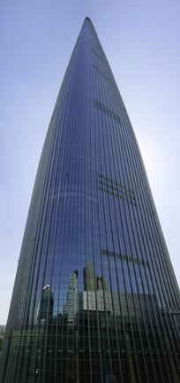 韩国首尔乐天世界大厦外景