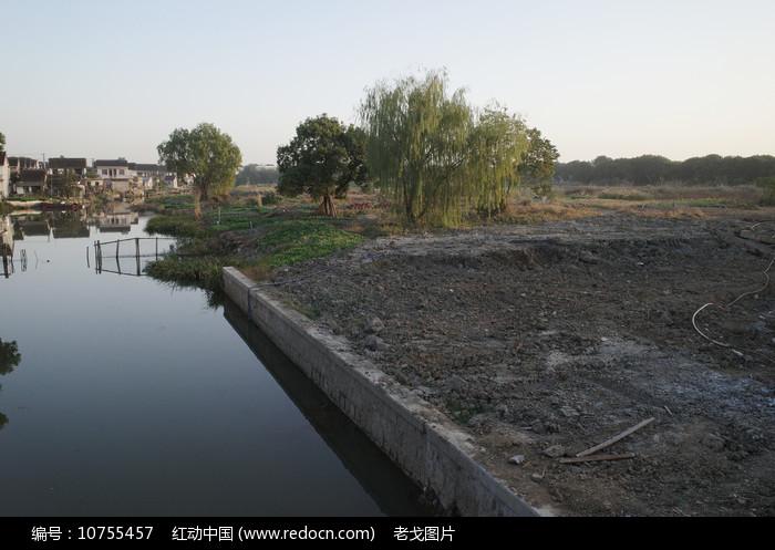 新农村景观图片