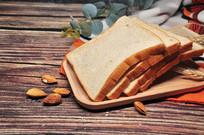 全麦切片面包